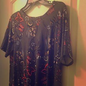 LOFT size M dress